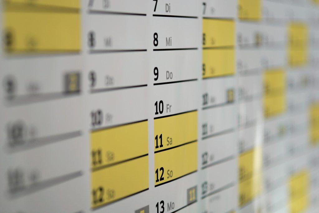 Tagung organisieren - 10 Punkte Checkliste auf b2b-blogger.de