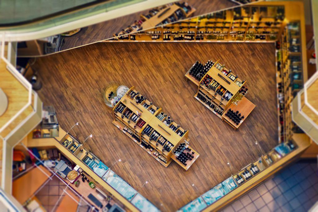 Warensicherung im Einzelhandel - Alarm am Ausgang auf b2b-blogger.de