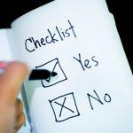 Checkliste Umzug Büroräume